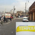 Temperos no mercado municipal
